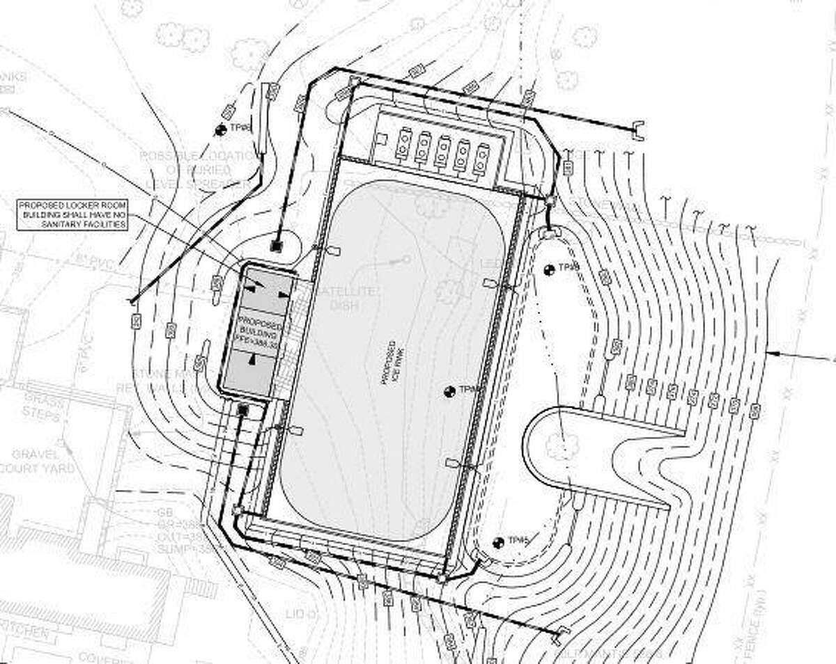 A proposed ice rink in the backcountry is facing a legal challenge.