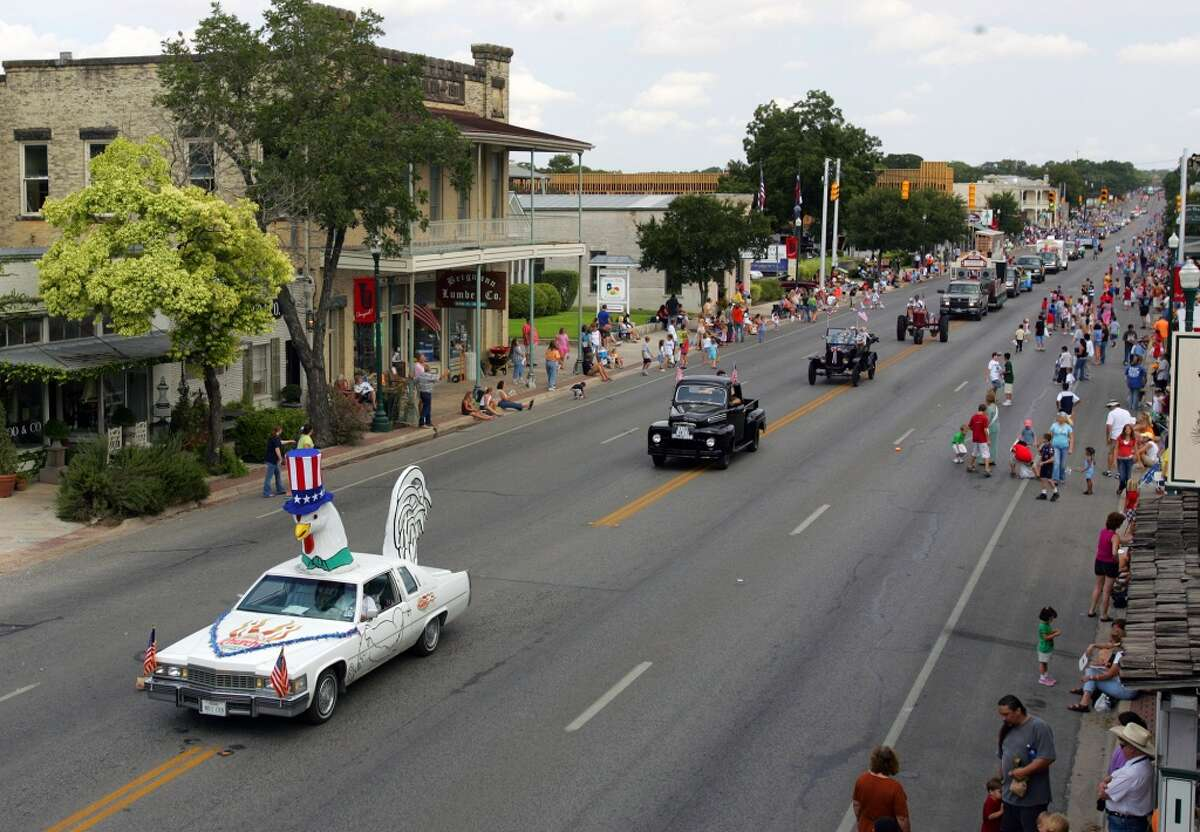 Boerne's Main Street is home to dozens of shops, restaurants, hotels and attractions.