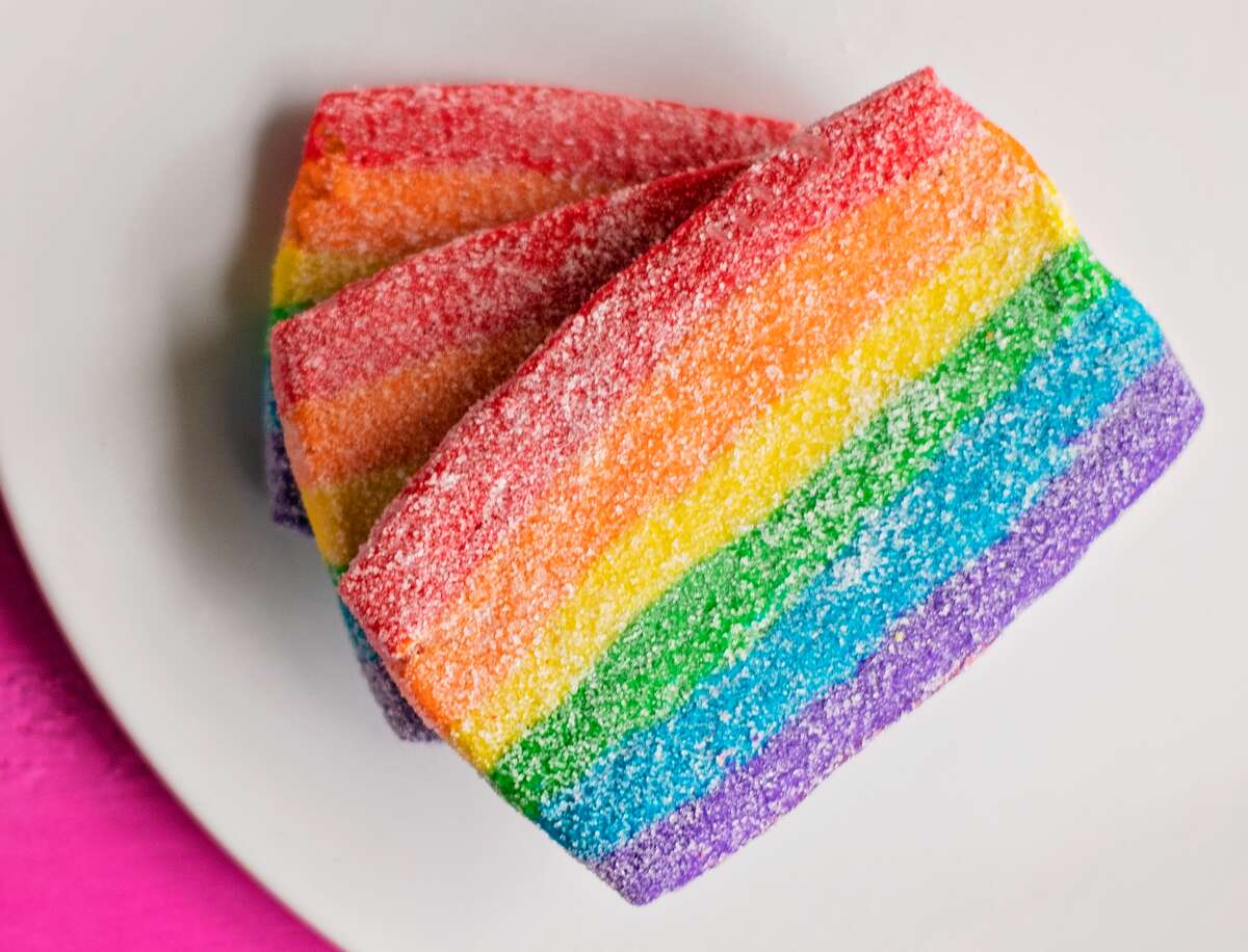 Bakery Lorraine is serving up something sweet and colorful in honor of Pride this month.