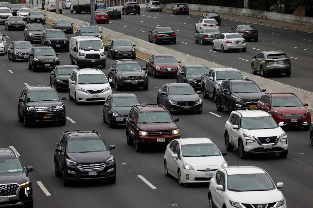 Traffic is back and so is demand for gasoline, which is helping to push oil prices near $70 a barrel.
