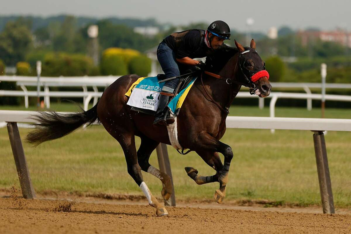 Hot Rod Charlie, first in the Louisiana Derby in March, finished a length behind Medina Spirit in the Kentucky Derby.