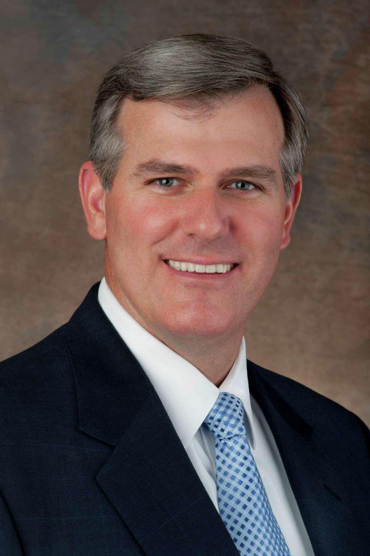 Galveston businessman Todd Sullivan serves on the board of trustees of the Galveston Wharves.