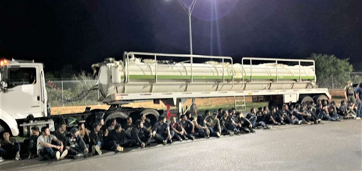 In one recent immigrant smuggling case, Homeland Security Investigations added Friday's incident to its increasing immigrant smuggling caseload. It already was investigating or assisting in at least three other cases from last weekend in which more than 250 immigrants were found, including 54 in a tanker May 27 at the Border Patrol checkpoint west of Laredo.