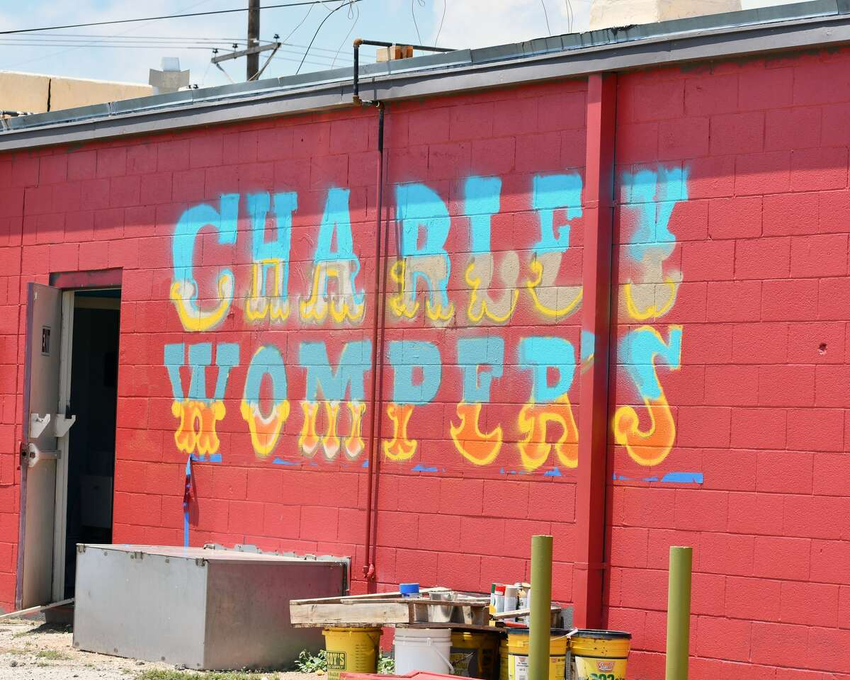 Last Monday marked the official opening of Charley Womper's Barbecue and Grill, a restaurant owned and operated by the Reese family. The restaurant's namesake, Charley Reese, has wanted to open a restaurant for most of his life and his dream became a reality rather quickly.