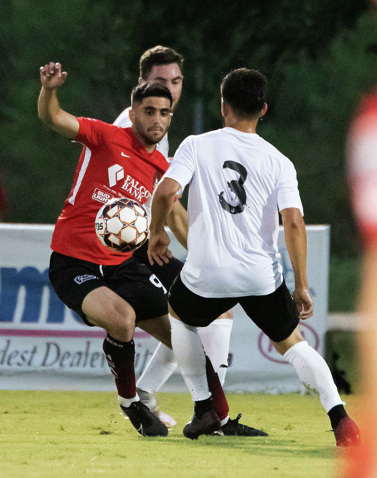 Nadav Datner scored twice Thursday in the Heat's 3-2 win over the Denton Diablos FC on Thursday to raise his total to five goals in four games this season.