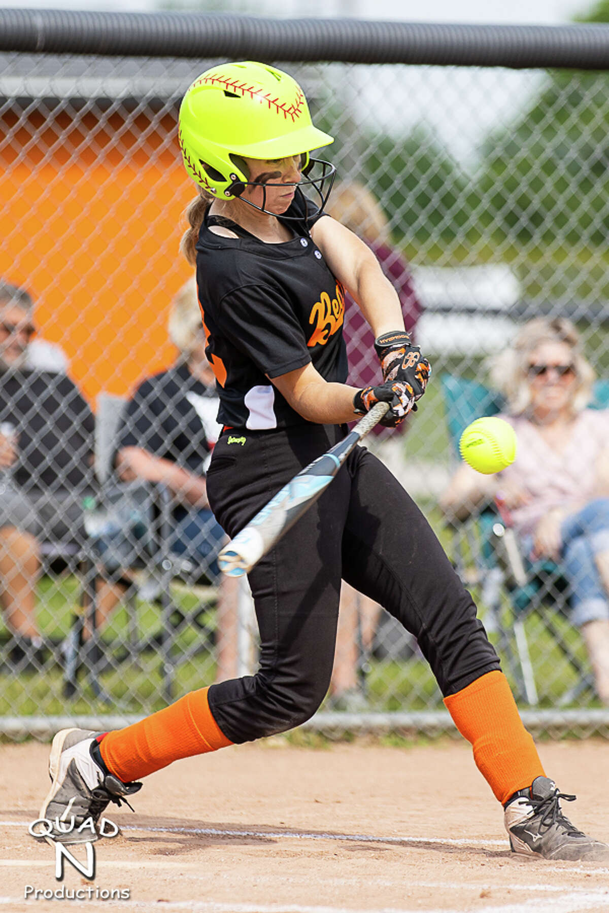 The Harbor Beach Pirates claimed a district title on Friday with 7-6 victory over Deckerville in Harbor Beach.