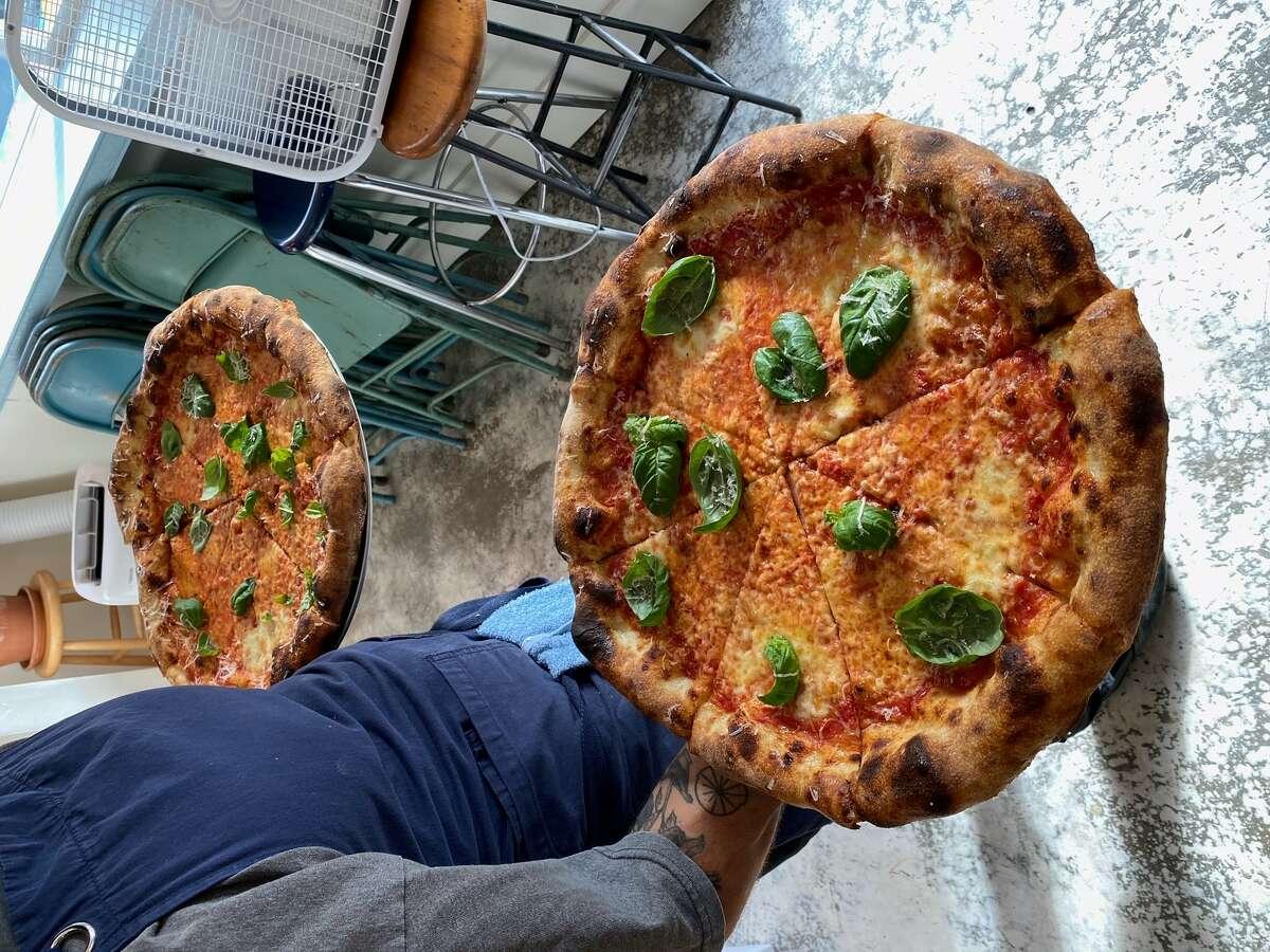 Blotto pizza