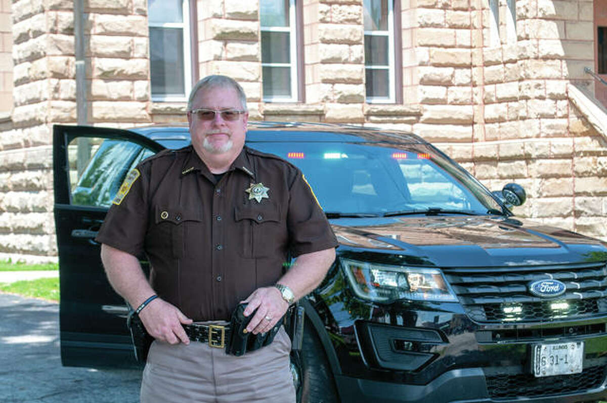 Behind the Badge is a weekly series that connects readers with the men and women dedicated to serving the community. This week, meet Greene County Sheriff Rob McMillen.