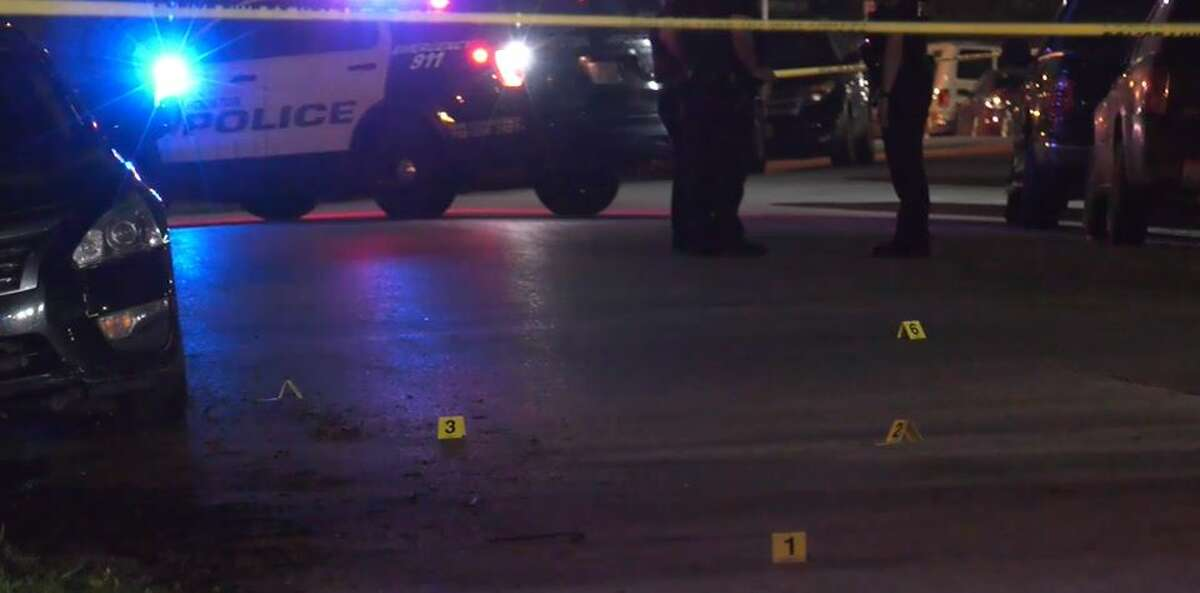 Police investigating a non-fatal shooting late Friday in north Houston in which a 15-year-old boy was injured.