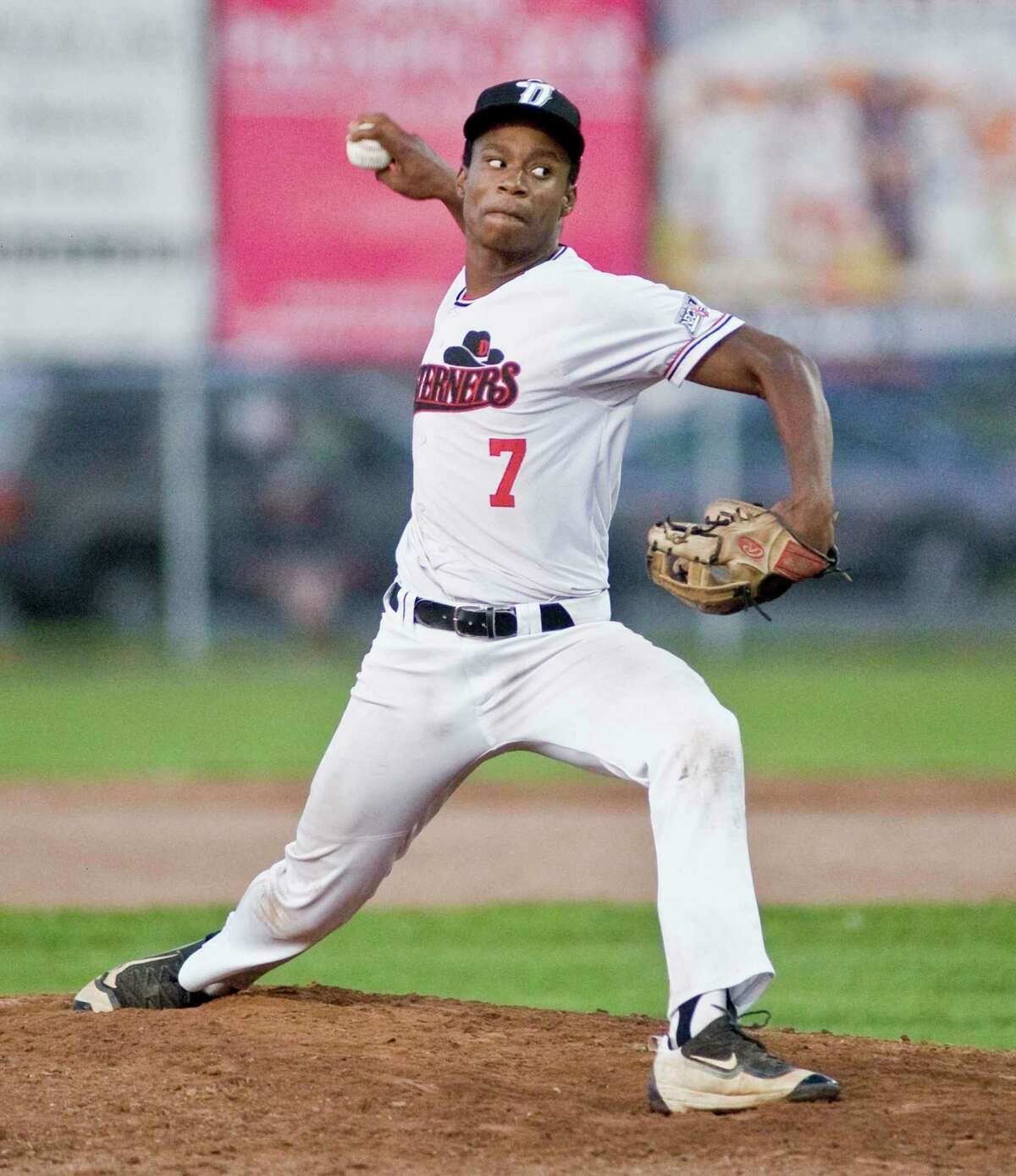 Former Danbury Westerners pitcher Josiah Gray is currently in Triple-A and is the Los Angeles Dodgers' No. 2 overall prospect.