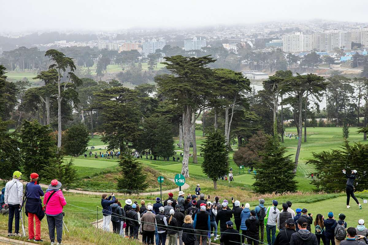 The final round of the U.S. Women's Open takes place at Olympic Club on Sunday. (noon, NBC)