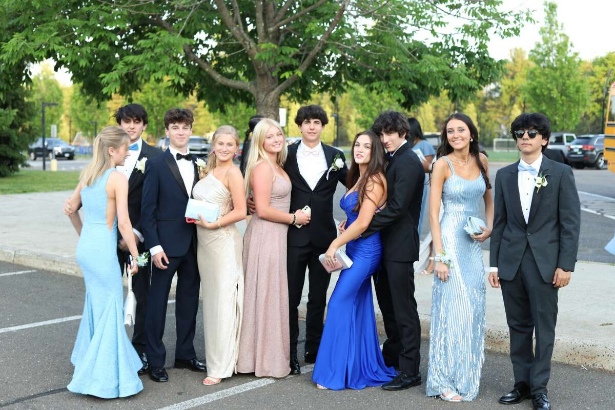 Darien High School held its prom on campus on June 5, 2021. Were you SEEN?