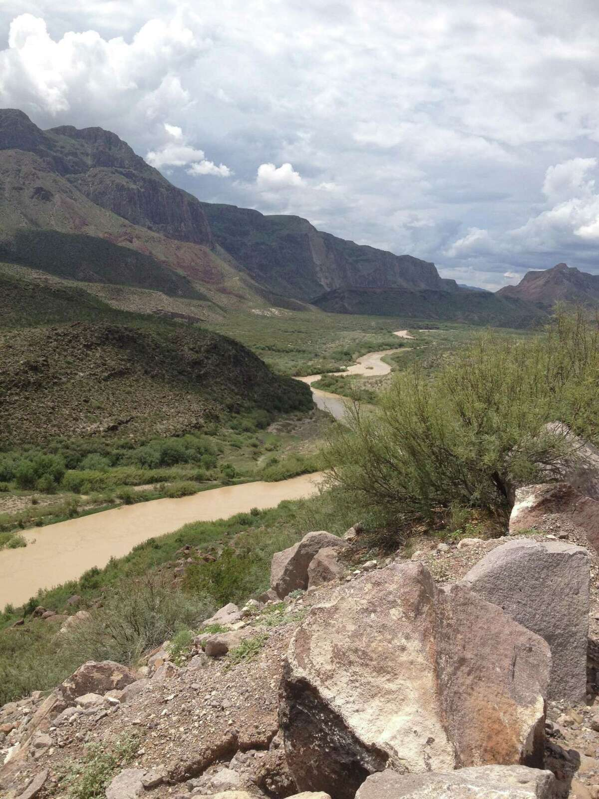 In rugged far west Texas, crossing the Rio Grande is a comparatively minor challenge for undocumented immigrants.