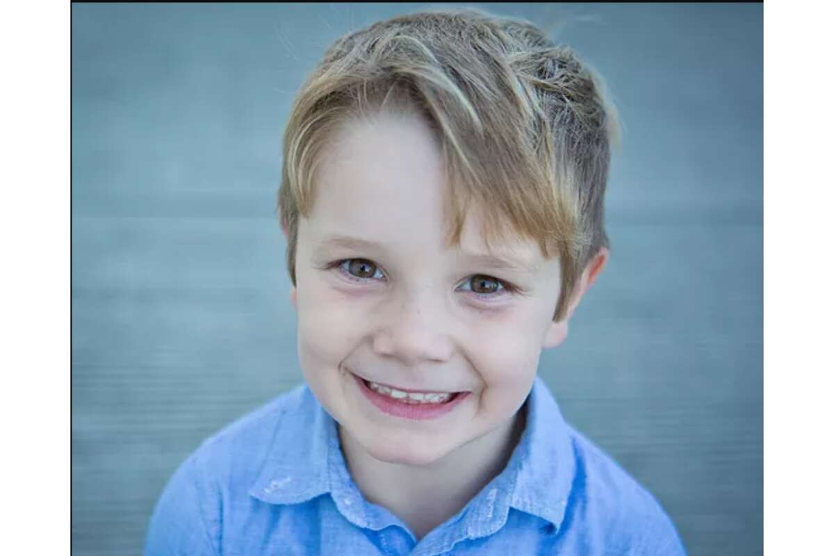 Alex Quanbeck, 7, died at Mark Day School in December 2019.