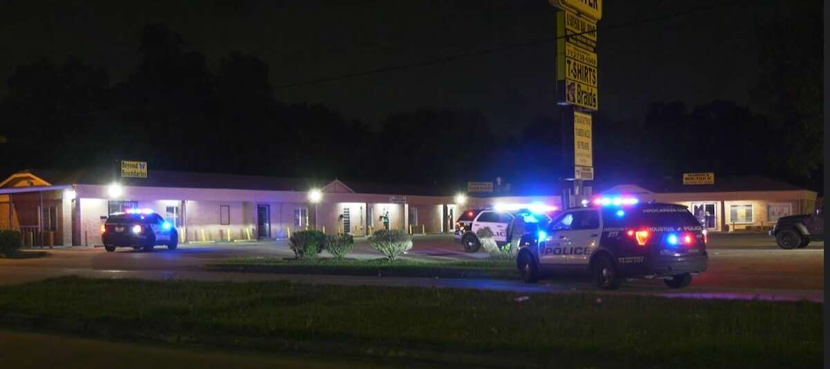 A 17-year-old boy fired several shots at a birthday party at 5051 Reed Rd. After a 13-year-old boy was hit in the leg his mother took him to a nearby McDonalds to call for help.