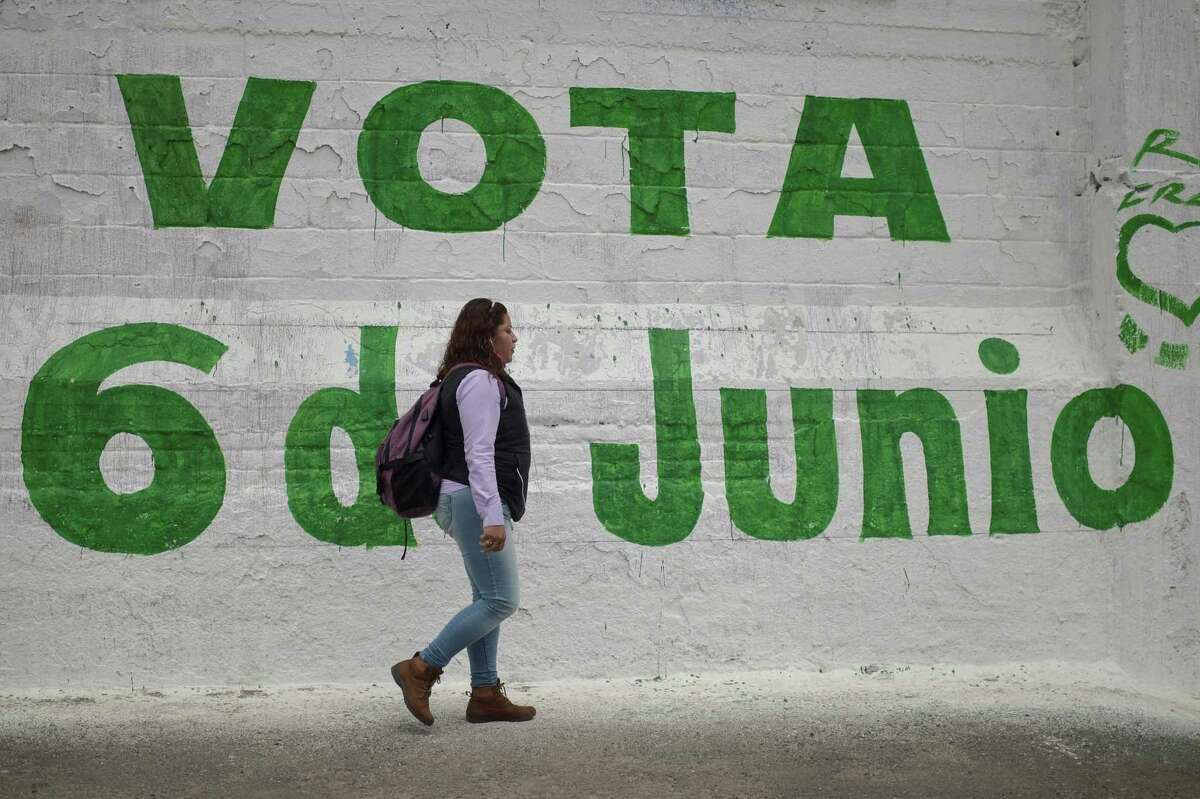 On June 6, Mexicans will elect 500 members of the lower house of Congress as well as 15 state governors and thousands of local politicians.