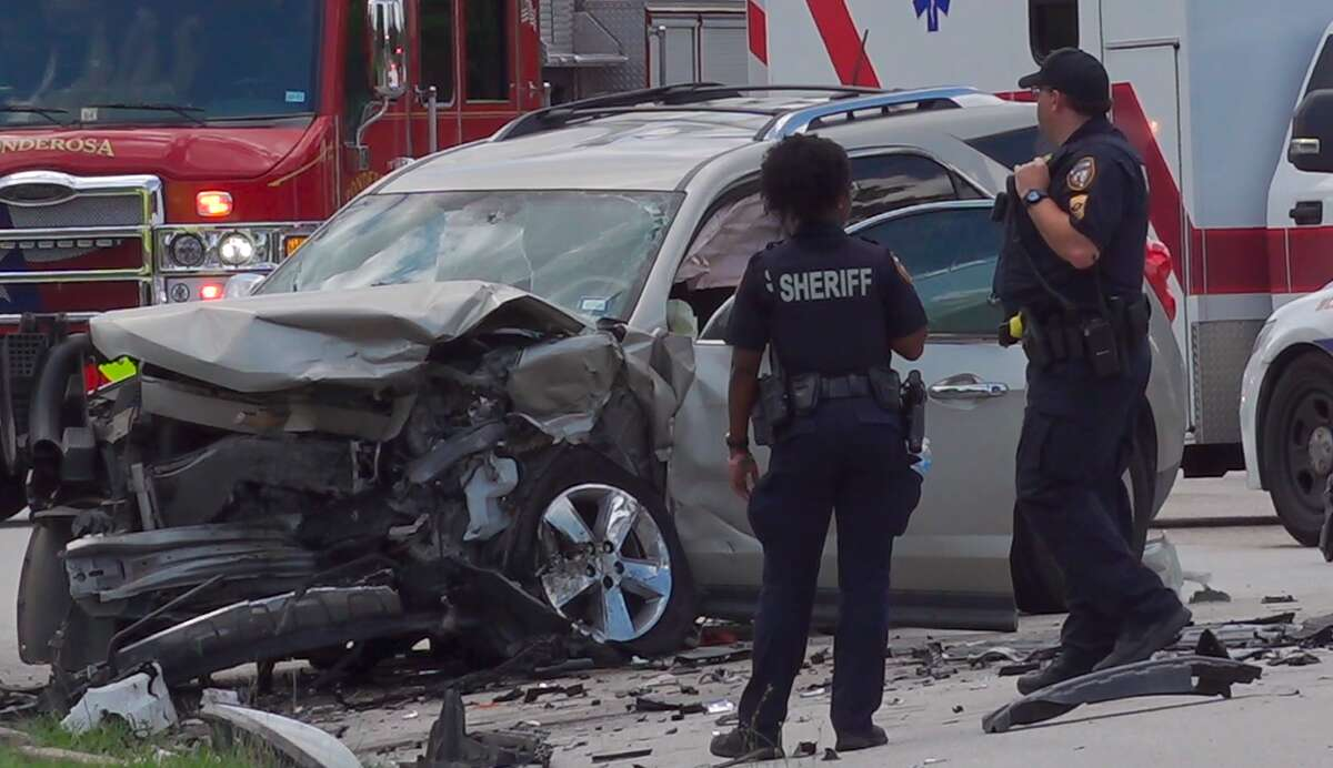A woman was killed on June 6, 2021, when she collided with another vehicle to avoid another.