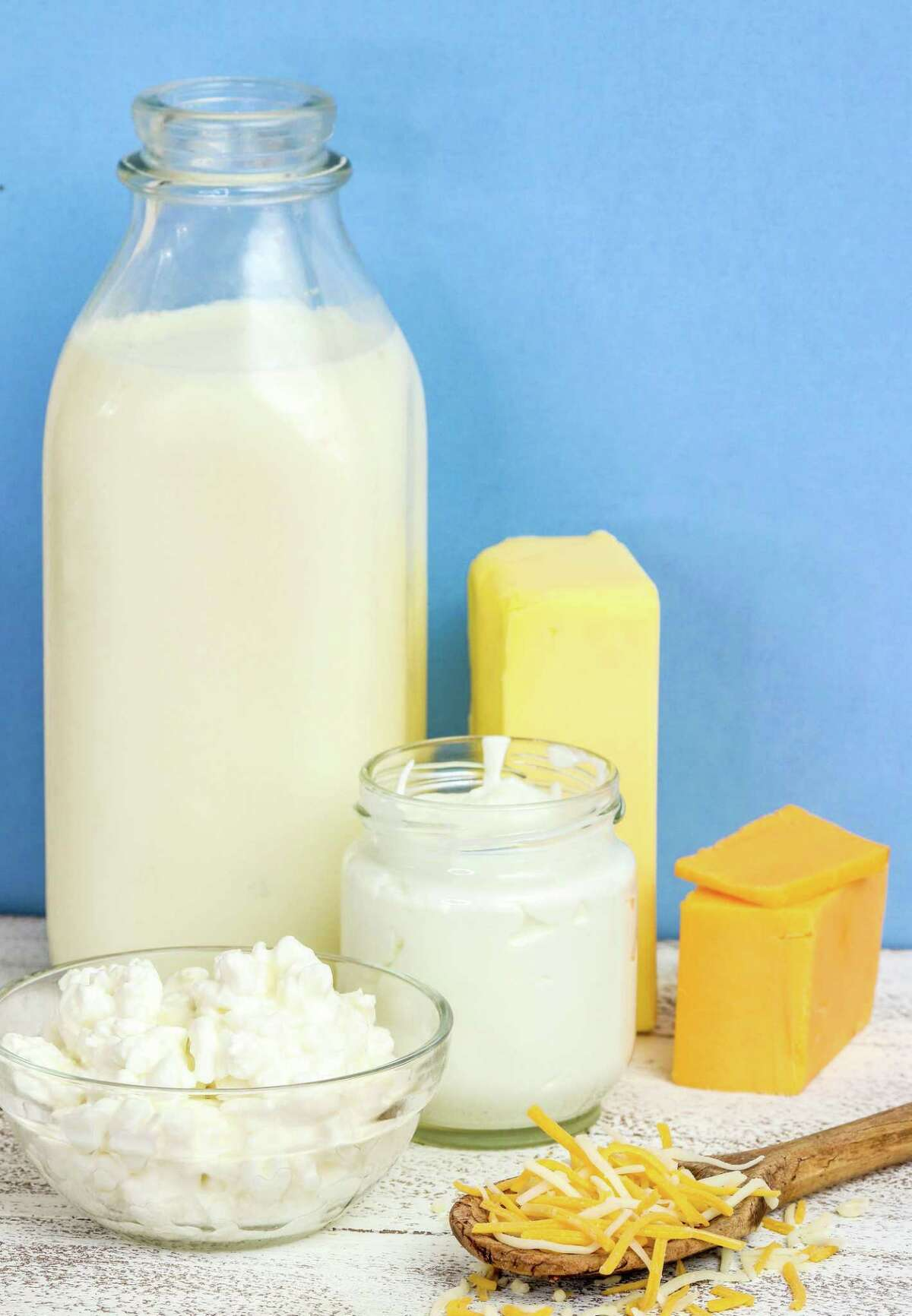 June is National Dairy Month.
