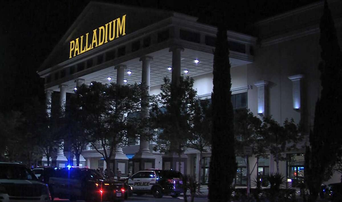 A stabbing of a 32-year-old woman inside the Santikos Palladium resulted in evacuating moviegoers from the theater last Saturday, officials said.