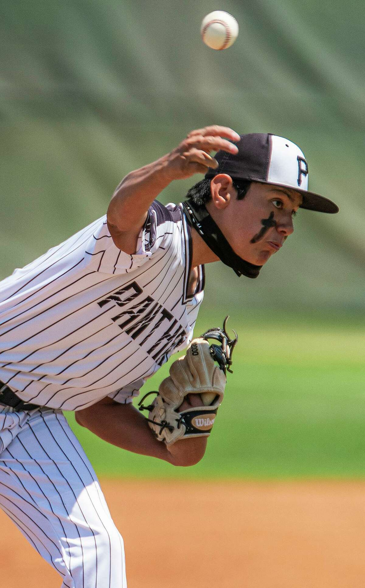 United South's Arturo Garcia was named District 30-6A's Newcomer of the Year.