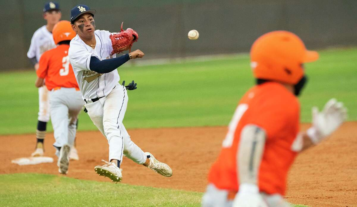 Alexander's Marco Villanueva was an unanimous All-District first-team selection at first base.