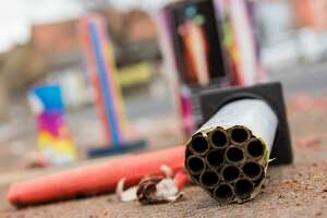 Fireworks may be a rare commodity in Texas this summer.