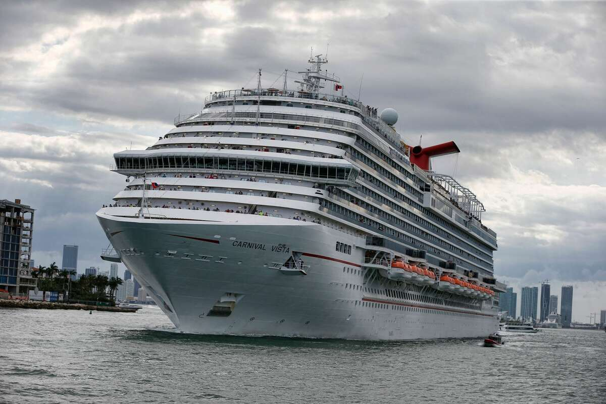 Cruise fans hoping to sail out of Galveston on a Carnival-owned ship will need to be vaccinated.
