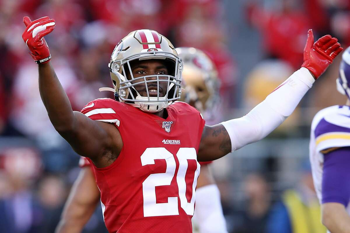 Jimmie Ward, the 49ers' longest tenured player, is a former first-round pick whose six broken bones in the NFL once earned him the derisive label of