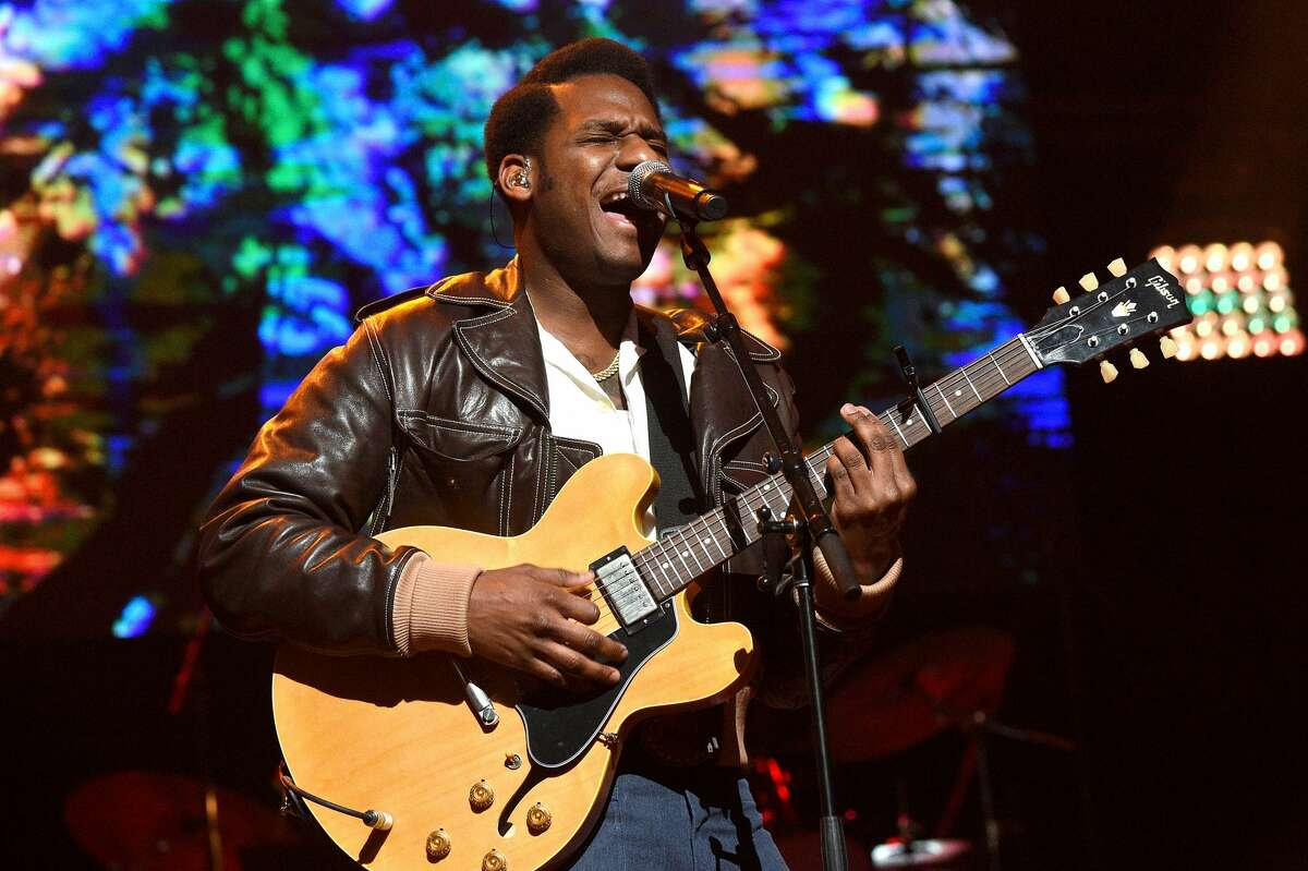 Grammy award-winning singer Leon Bridges announced his Gold-Diggers Sound tour on Monday with a fall stop in San Antonio.
