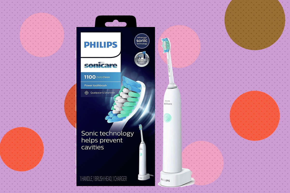 Philips Sonicare DailyClean at Amazon