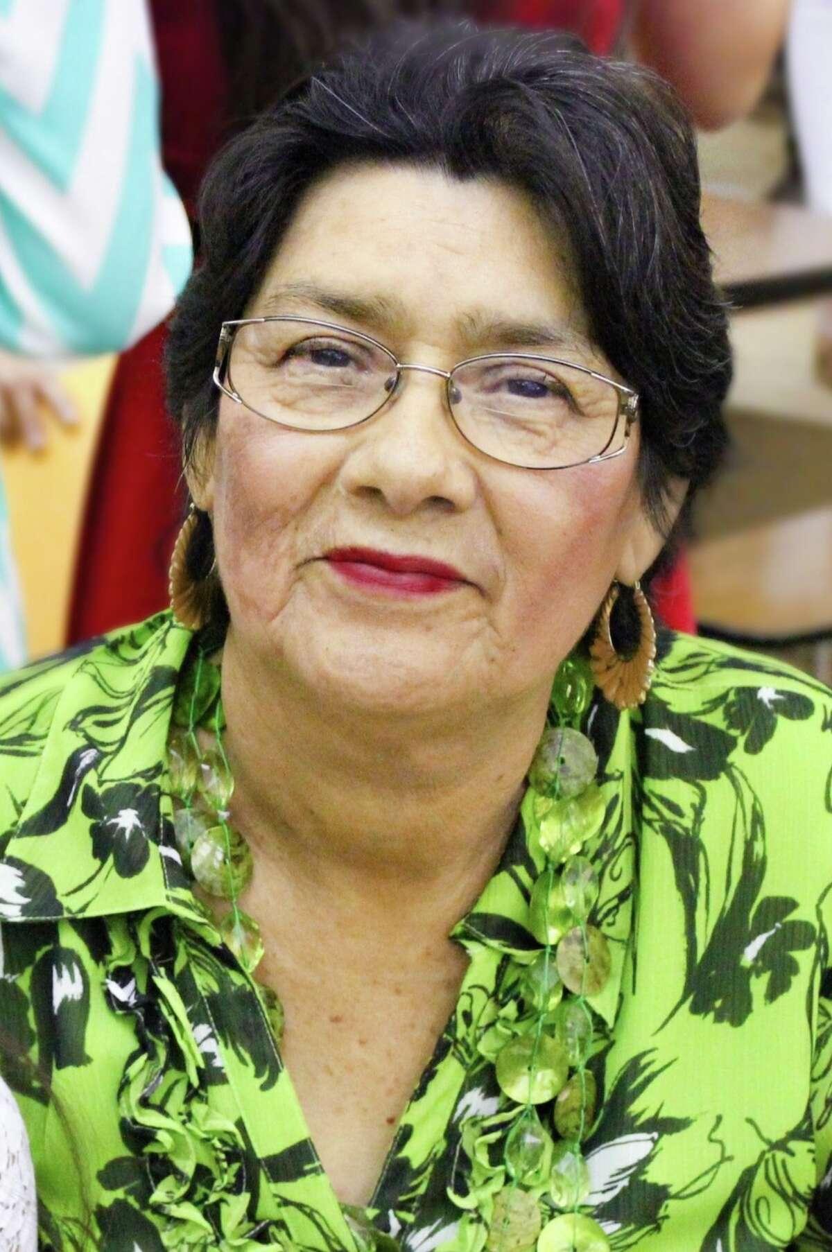 """Guadalupe """"Lupita"""" Montante"""