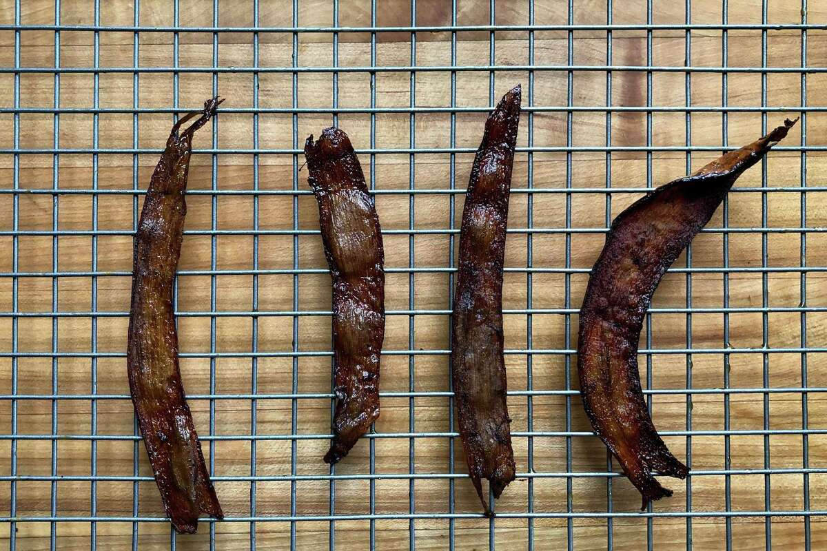 Is the viral banana-peel 'bacon' worth the hype? We made it, and we're not convinced.