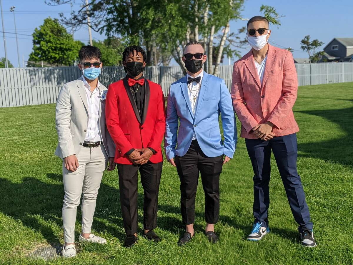 The Norwalk High School and P-TECH prom was held at the Longshore Pavilion at Norwalk Cove on May 21, 2021. Were you SEEN?