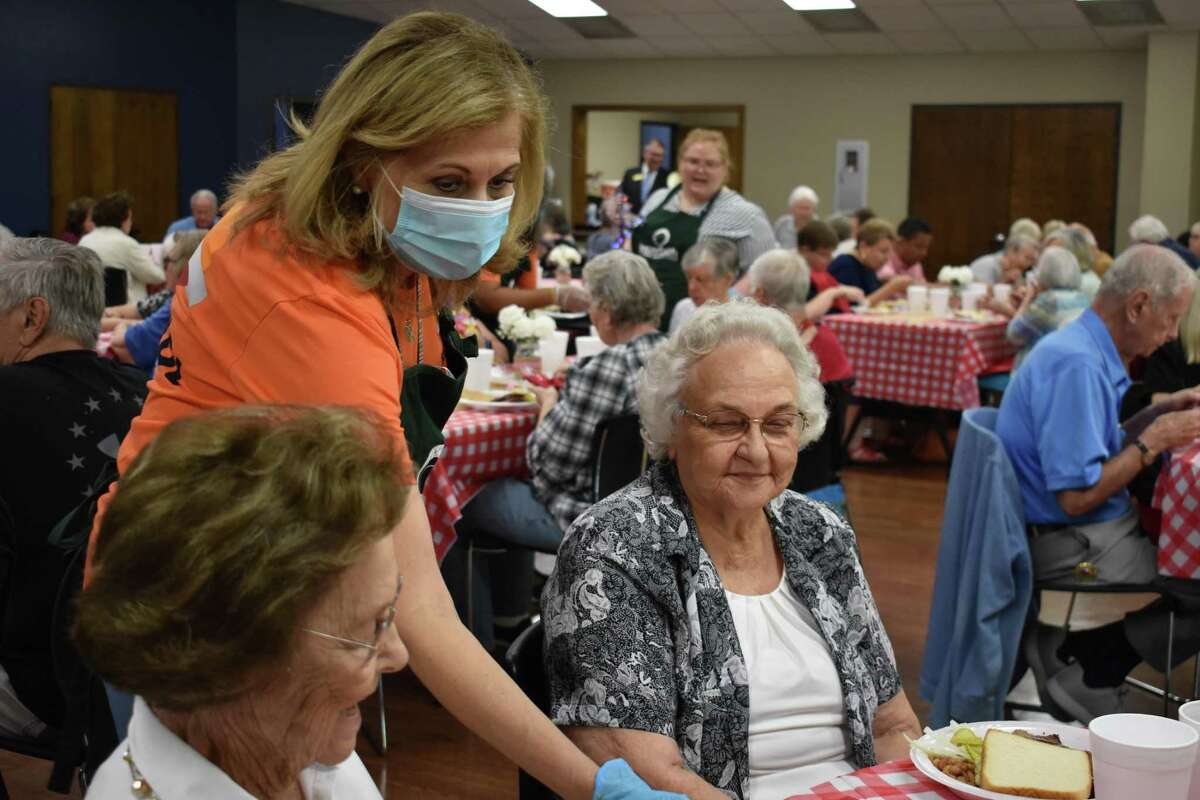 Interfaith of The Woodlands re-started its senior programming at the South County Community Center after the COVID-19 pandemic forced the organization to put senior programs on hold for over a year.