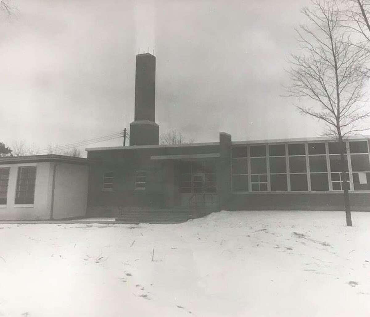 Cook Elementary School. January 1956