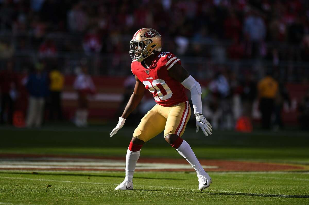 Jimmie Ward's responsibilities in the 49ers' secondary will likely increase next season with the expected departure of free agent Richard Sherman.