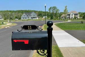 Mikey's Way in North Haven, Conn., where residents were frustrated because the post office declined curbside delivery. That decision was reversed in June 2021.