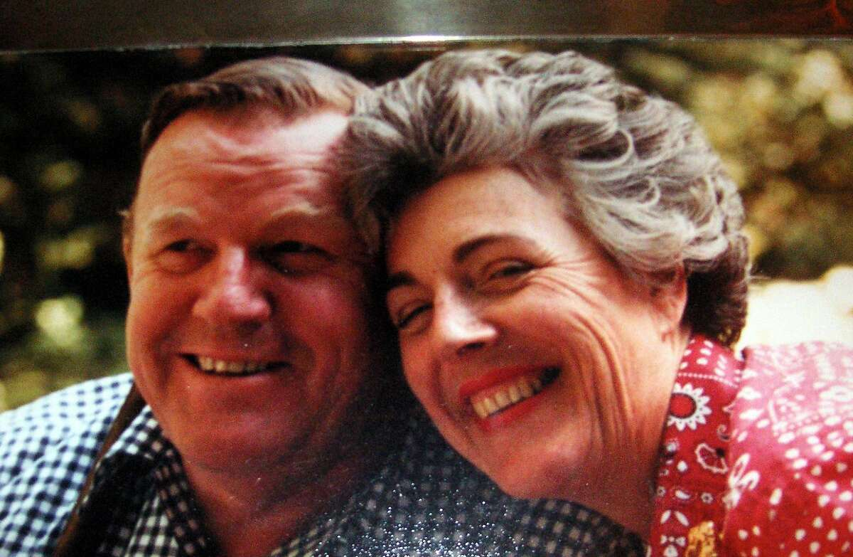 Richard and Ann Miller. (Courtesy the Miller Family)