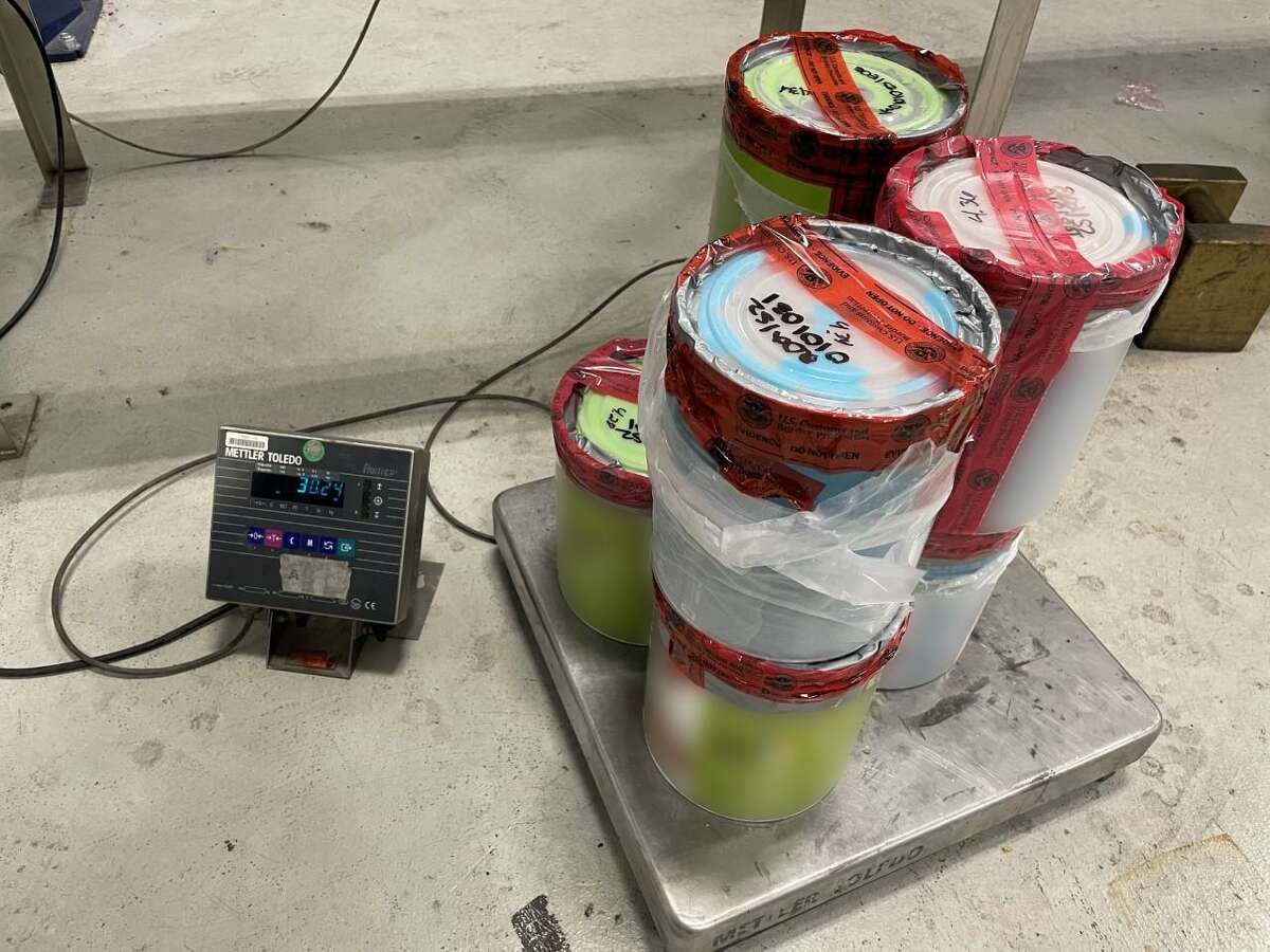 U.S. Customs and Border Protection officers Office of Field Operations officers seized marijuana and meth in three separate enforcement actions that totaled more than $1.4 million in street value.