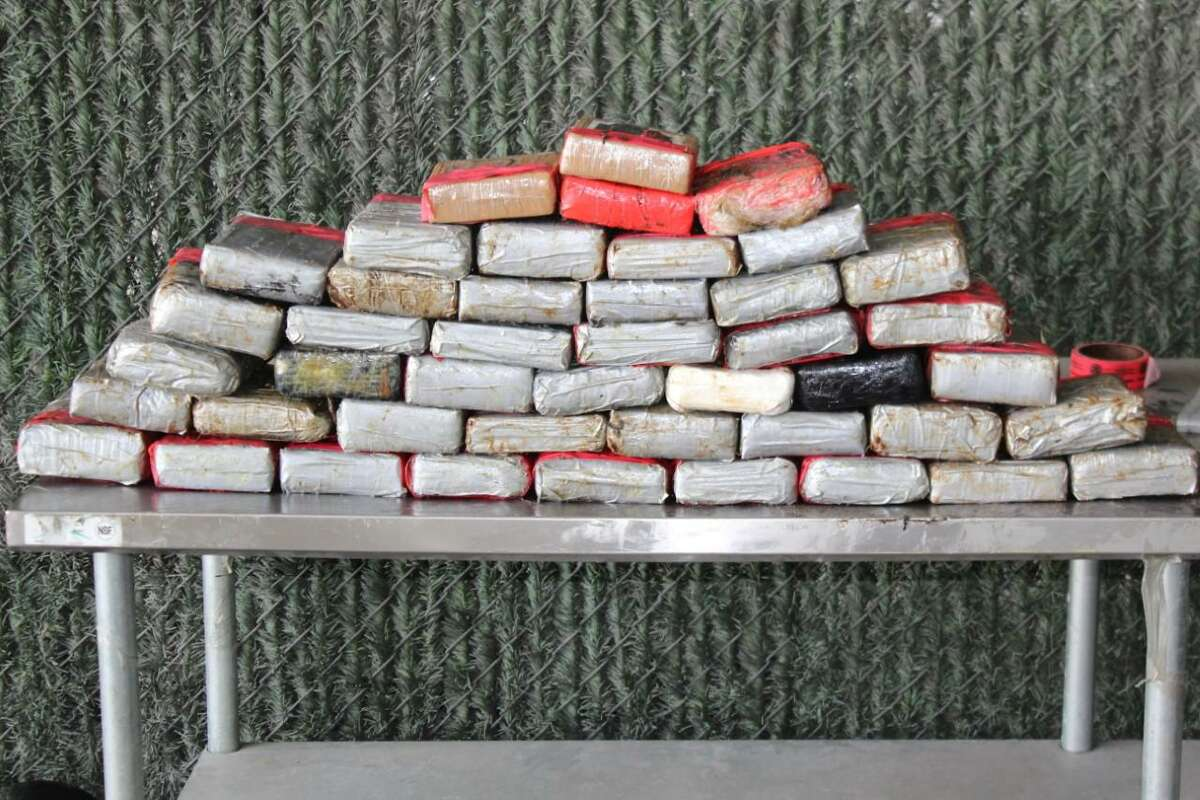 U.S. Customs and Border Protection officers seized cocaine and fentanyl in two unrelated incidents that totaled over $1.2 million in street value.