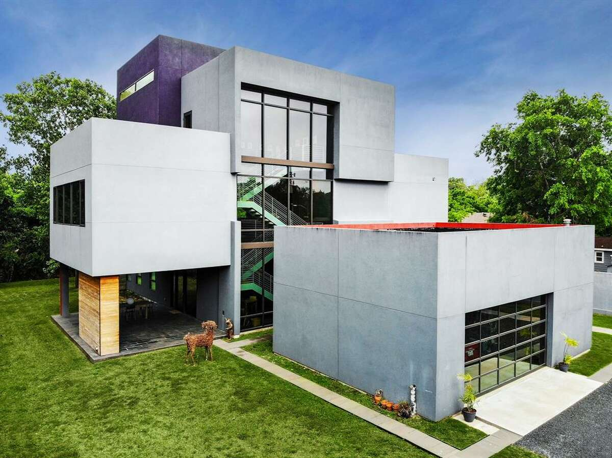 Benjamin Notzon's vision shined through perfectly in this home, situated at 713 Booth St.