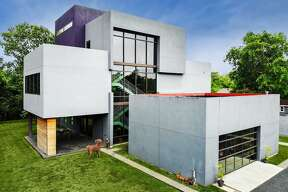 Benjamin Notzon's vision shined through perfectly in this home, situated at 713 Booth Street.