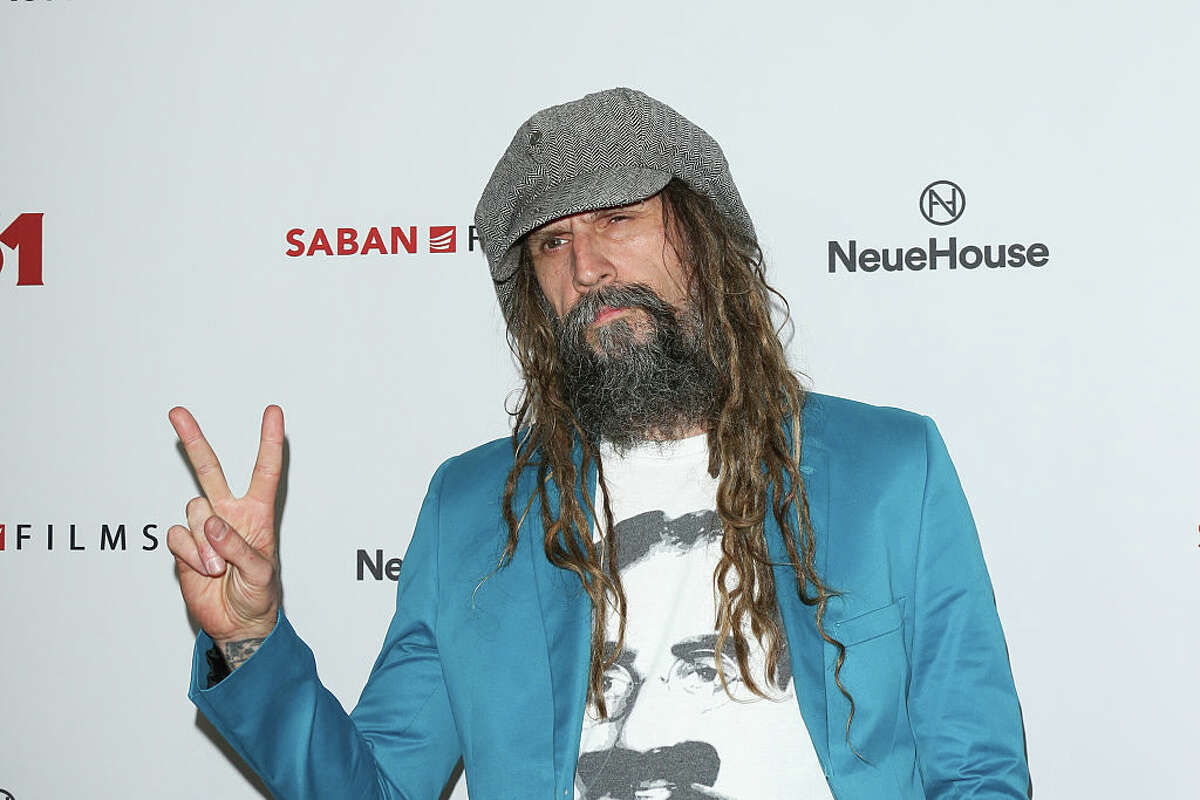 LOS ANGELES, CA - OCTOBER 20: Musician / Director Rob Zombie attends the premiere of