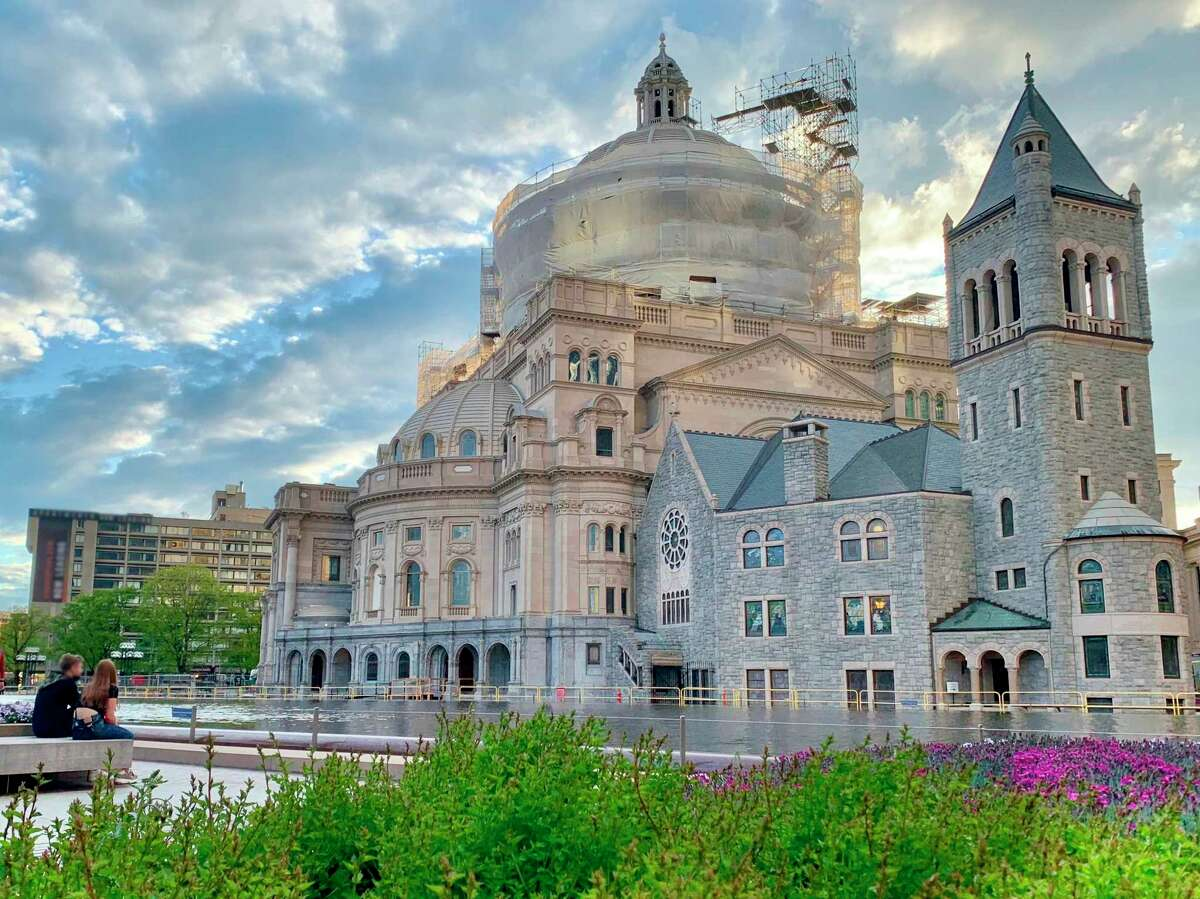 The Mother Church, The First Church of Christ, Scientist, in Boston, is the headquarters for the Christian Science denomination. (Photo provided/The First Church of Christ, Scientist)