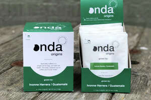 8-pack of single serve steeped coffee from Onda .