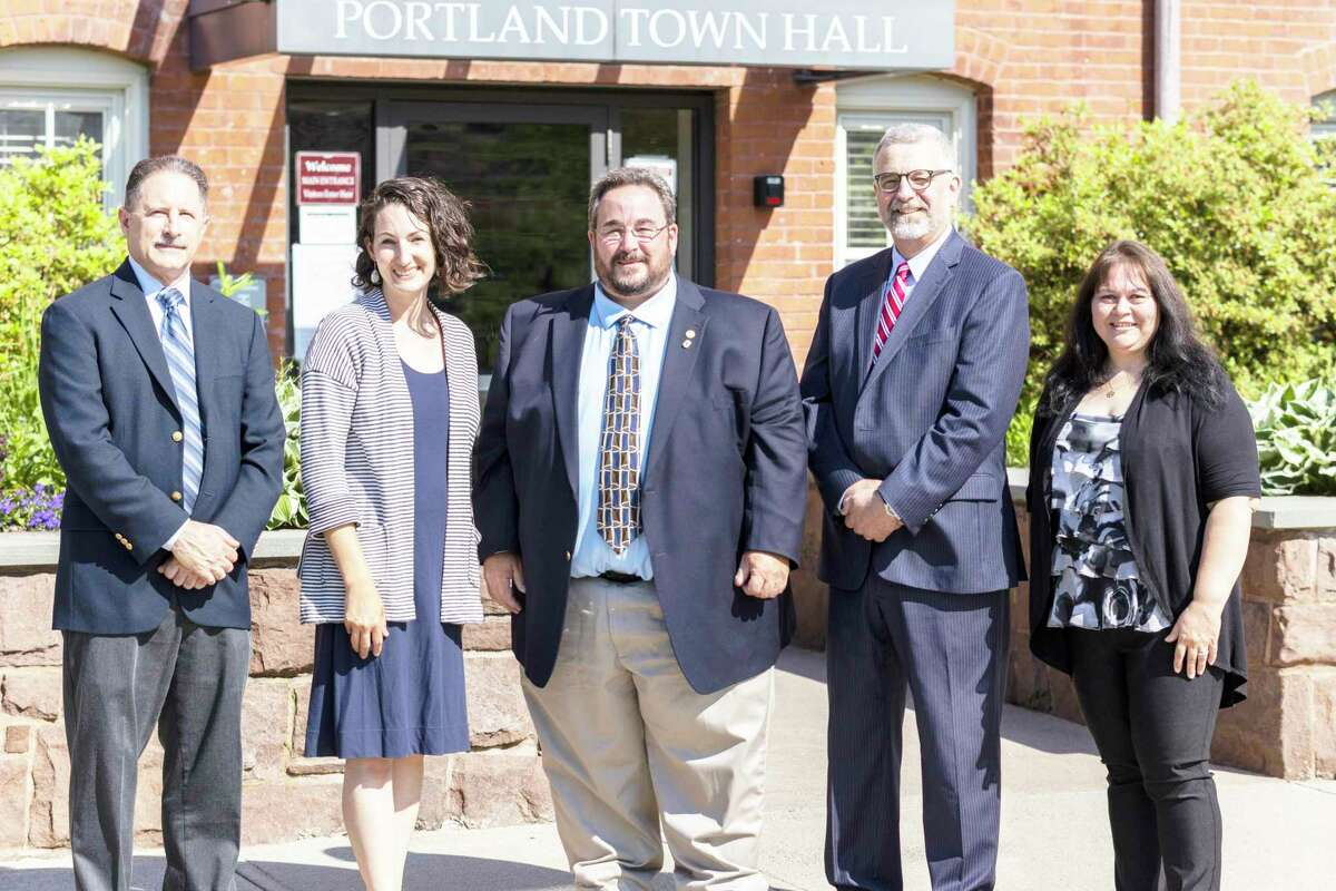 Portland residents Ralph Zampano, Laurel Steinhauser, Jim Tripp (who was previously nominated), John Dillon and April Graves announced their candidacies for the Board of Selectmen at the Democratic Town Committee's June session.