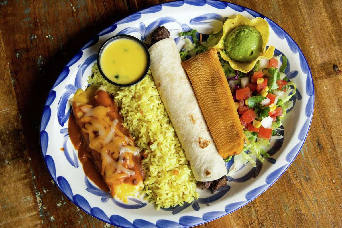 During June, $2 from every Plato Soldado combination plate sold at Gringo's Mexican Kitchen and Jimmy Changas will benefit the PTSD Foundation of America, Camp Hope.