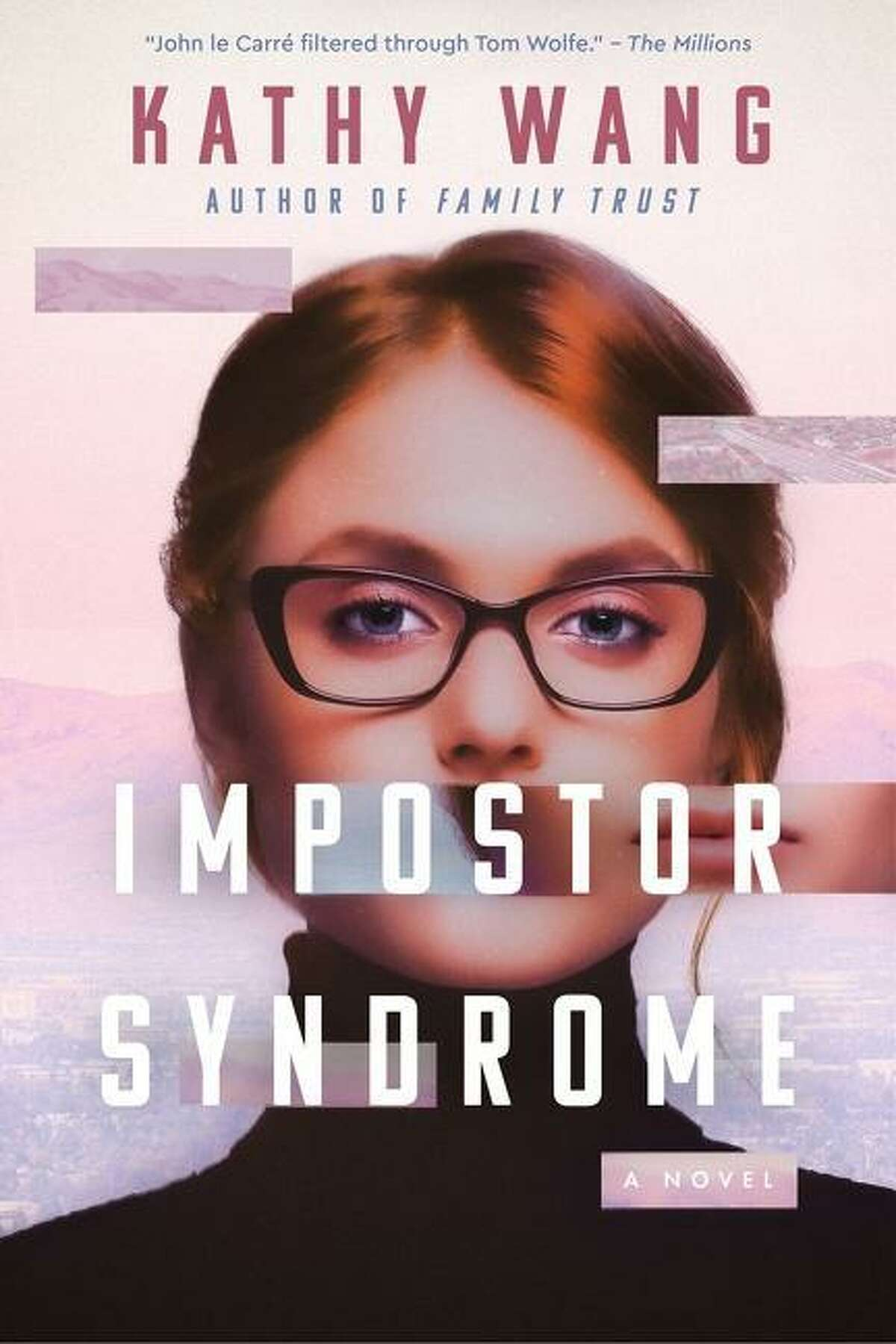 """""""Impostor Syndrome"""" by Kathy Wang."""