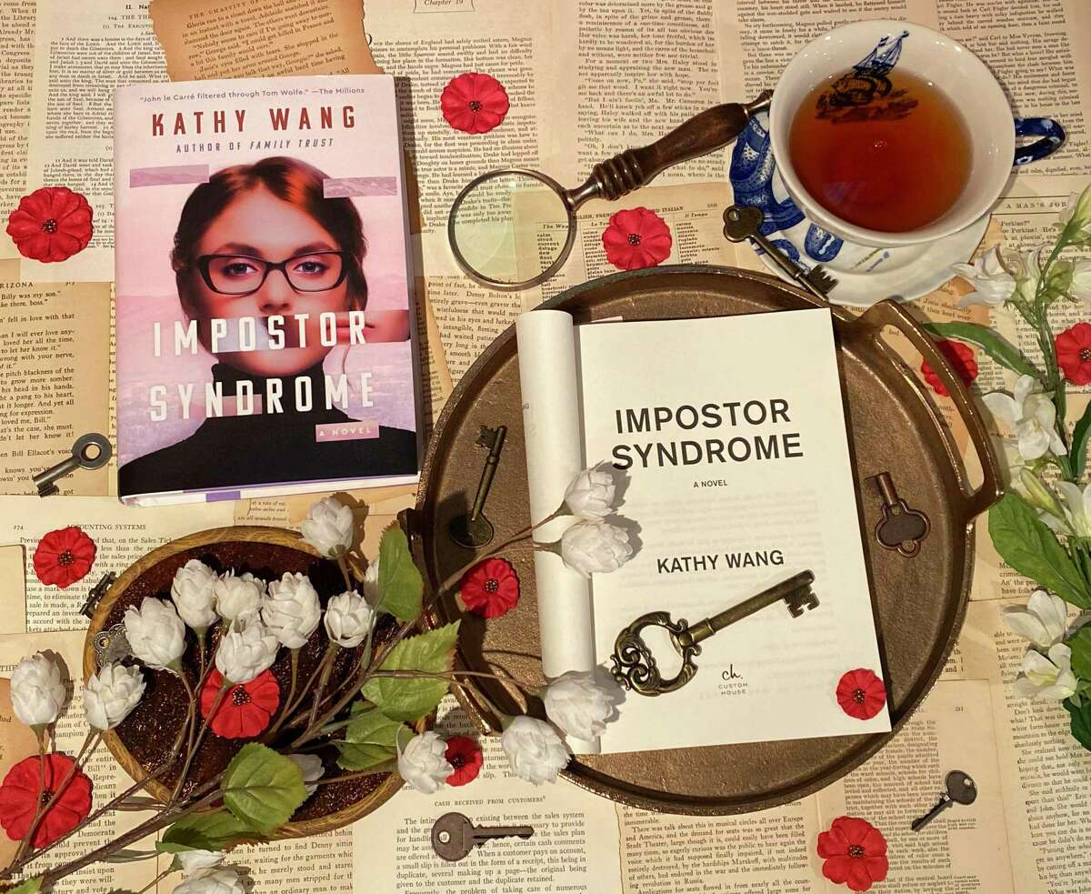 """""""Imposter Syndrome"""" is Kathy Wang's novel about espionage in Silicon Valley."""