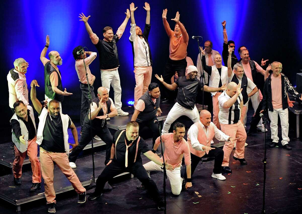 The Connecticut Gay Men's Chorus will be resuming in person rehearsals in June.